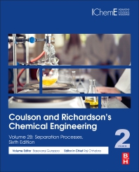 Coulson and Richardson's Chemical Engineering - 6th Edition - ISBN: 9780081010976