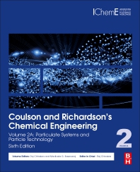 Coulson and Richardson's Chemical Engineering - 6th Edition - ISBN: 9780081010983