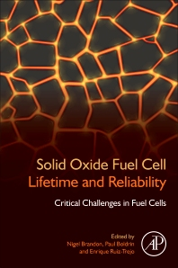 Cover image for Solid Oxide Fuel Cell Lifetime and Reliability