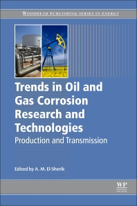 Book cover image for Trends in Oil and Gas Corrosion Research and Technologies, Woodhead Publishing Series in Energy
