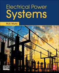 Book cover image for Electrical Power Systems