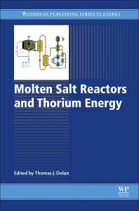 Book cover image for Molten Salt Reactors and Thorium Energy