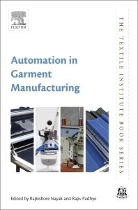 Automation in Garment Manufacturing - 1st Edition - ISBN: 9780081012116, 9780081011331