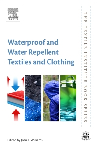 Cover image for Waterproof and Water Repellent Textiles and Clothing