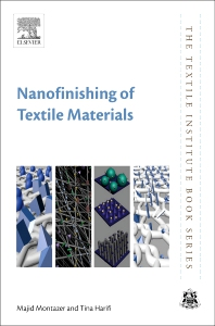 Cover image for Nanofinishing of Textile Materials