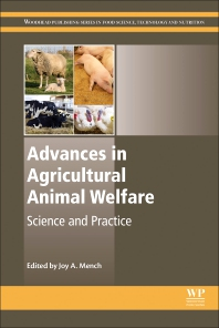 Advances in Agricultural Animal Welfare - 1st Edition - ISBN: 9780081012154, 9780081012468