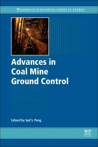 Book cover image for Advances in Coal Mine Ground Control, Woodhead Publishing Series in Energy