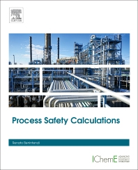 Cover image for Process Safety Calculations