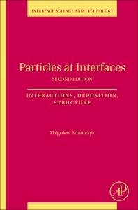 Cover image for Particles at Interfaces