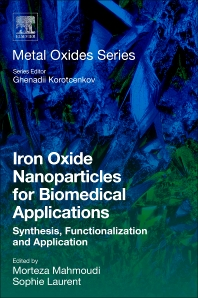 Cover image for Iron Oxide Nanoparticles for Biomedical Applications