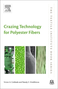 Cover image for Crazing Technology for Polyester Fibers