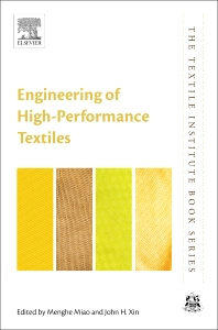 Cover image for Engineering of High-Performance Textiles