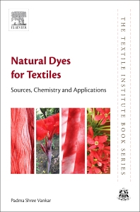 Cover image for Natural Dyes for Textiles
