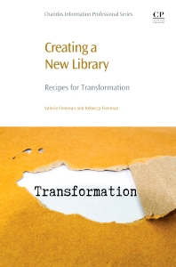 Cover image for Creating a New Library