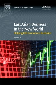 Cover image for East Asian Business in the New World