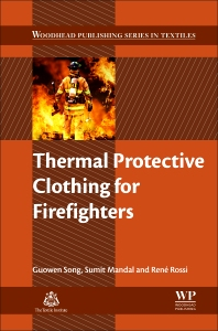 Cover image for Thermal Protective Clothing for Firefighters