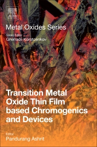 Cover image for Transition Metal Oxide Thin Film-Based Chromogenics and Devices
