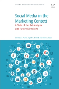 Cover image for Social Media in the Marketing Context