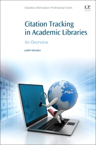 Citation Tracking in Academic Libraries - 1st Edition - ISBN: 9780081017593, 9780081017623