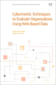 Cover image for Cybermetric Techniques to Evaluate Organizations Using Web-Based Data