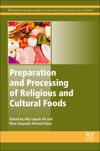 Cover image for Preparation and Processing of Religious and Cultural Foods