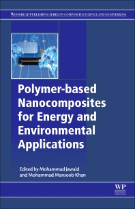 Cover image for Polymer-based Nanocomposites for Energy and Environmental Applications