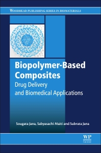 Cover image for Biopolymer-Based Composites
