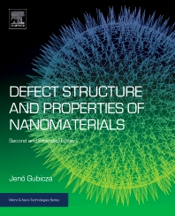 Cover image for Defect Structure and Properties of Nanomaterials