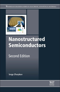 Cover image for Nanostructured Semiconductors