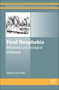 Cover image for Food Neophobia