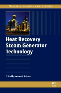Heat Recovery Steam Generator Technology - 1st Edition - ISBN: 9780081019405, 9780081019412