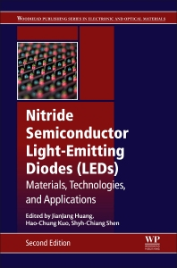 Nitride Semiconductor Light-Emitting Diodes (LEDs) - 2nd Edition - ISBN: 9780081019429