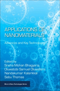 Applications of Nanomaterials - 1st Edition - ISBN: 9780081019719, 9780081019726