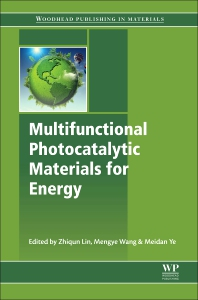 Cover image for Multifunctional Photocatalytic Materials for Energy