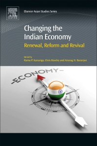 Cover image for Changing the Indian Economy