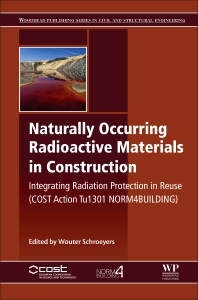 Cover image for Naturally Occurring Radioactive Materials in Construction