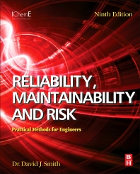 Reliability, Maintainability and Risk - 9th Edition - ISBN: 9780081020104