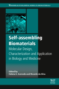 Cover image for Self-assembling Biomaterials