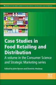 Cover image for Case Studies in Food Retailing and Distribution