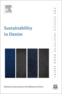 Cover image for Sustainability in Denim
