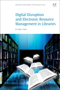 Cover image for Digital Disruption and Electronic Resource Management in Libraries