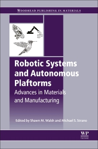 Book Series: Robotic Systems and Autonomous Platforms