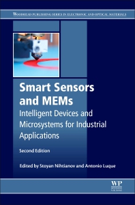 Smart Sensors and MEMS - 2nd Edition - ISBN: 9780081020555, 9780081020562