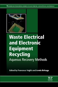 Waste Electrical and Electronic Equipment Recycling - 1st Edition - ISBN: 9780081020579, 9780081020586