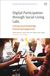 Cover image for Digital Participation through Social Living Labs