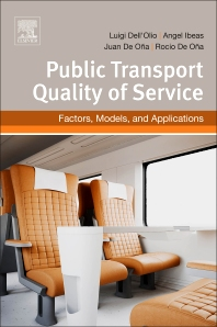 Public Transportation Quality of Service - 1st Edition - ISBN: 9780081020807, 9780081022795