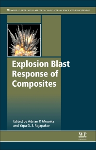 Cover image for Explosion Blast Response of Composites