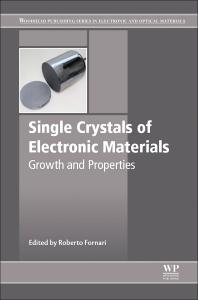 Cover image for Single Crystals of Electronic Materials