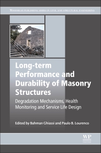 Cover image for Long-term Performance and Durability of Masonry Structures