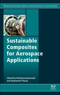 Cover image for Sustainable Composites for Aerospace Applications